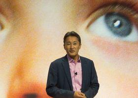 Sjefen selv, Kazuo Hirai, snakker varmt om UHD.