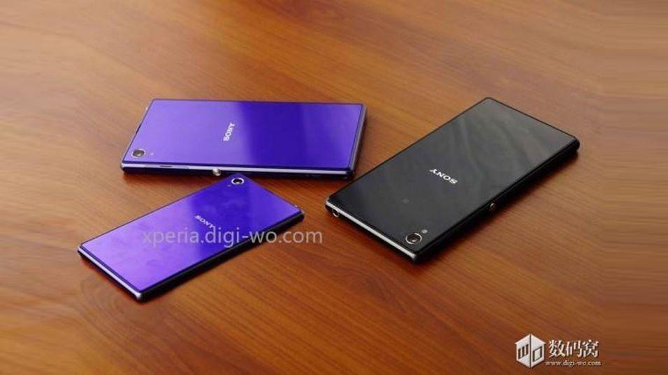 – Her er Sony Xperia Z1 Mini