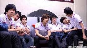 Jaedong og gjengen.