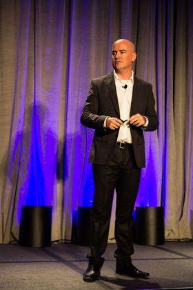 Steve Brown er sjefsevangelist og futurist i Intel – og en enorm science-fiction-fan i tillegg.