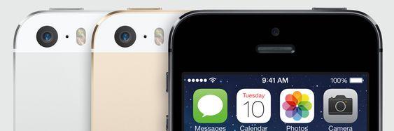 iPhone 5S topper salgstallene hos NetCom.
