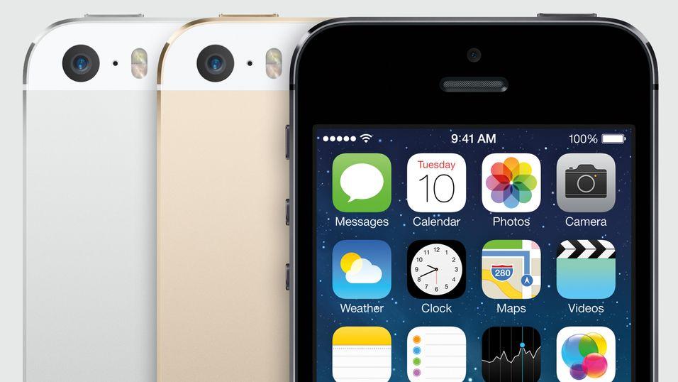 Ny iPhone fikk fingeravtrykksleser og bedre kamera