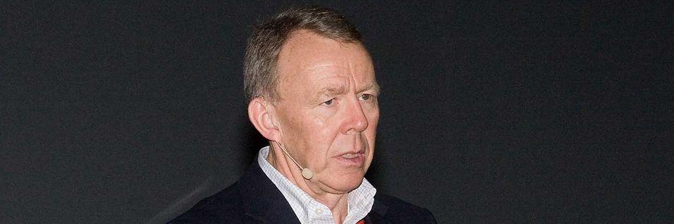 IKT-Norges Per Morten Hoff mener Norge må ta mer kontroll over fiberinfrastrukturen.