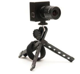 Kameraet etterligner måten et biologisk øye virker på.