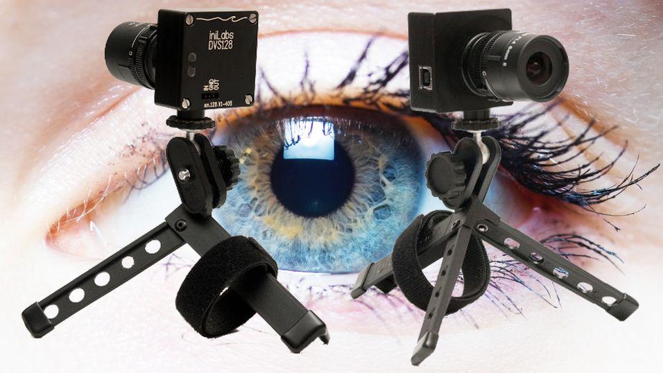 Dette kameraet ser som øyet ditt