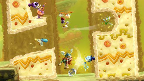 Rayman Legends. (Bilde: Ubisoft).