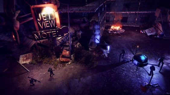 Wasteland 2, et av mange spill du kan kjøpe før det er helt ferdig.
