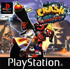 PSP/EBOOT] Crash Bandicoot 3 - WARPED MULTI