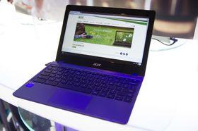 Acers nye Chromebook med Haswell-prosessor.