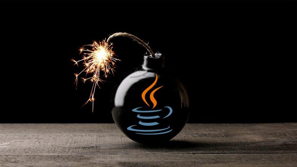 – Java-problemet blir bare verre