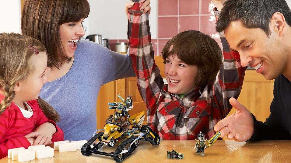 Her er «Netflix for Lego»