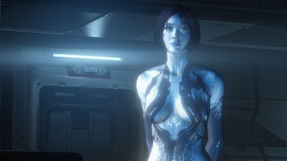Cortana er oppkalt etter en karakter fra Microsoft-spillet Halo.
