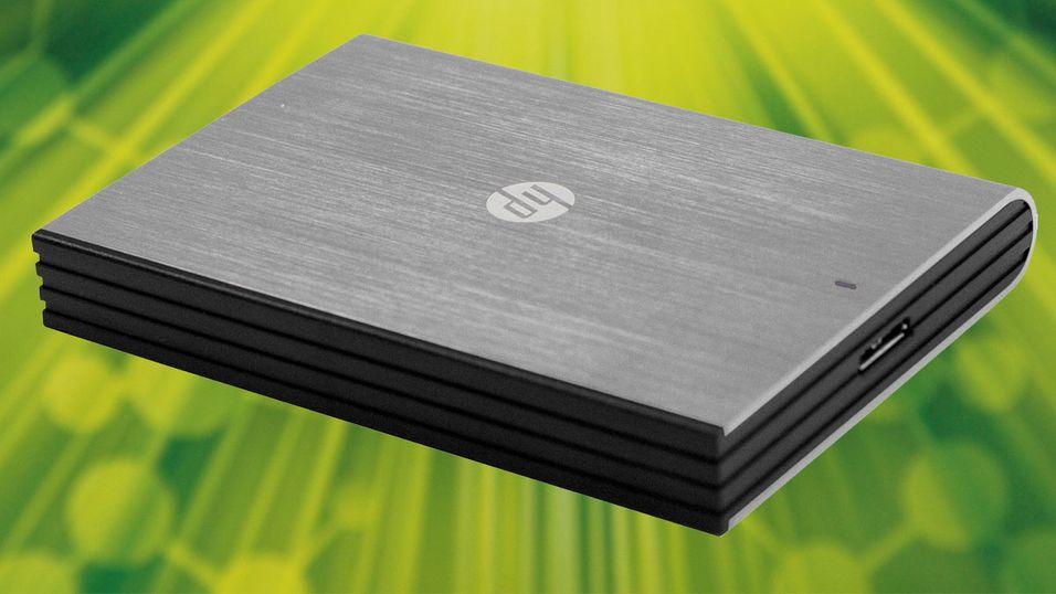 KONKURRANSE: Vinn en stor og rask ekstern harddisk