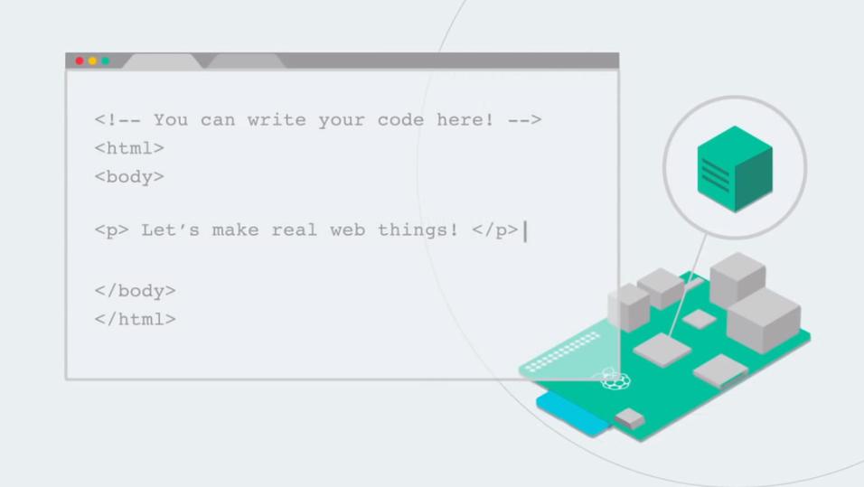 Lar deg lære kode med knøttemaskinen Raspberry Pi