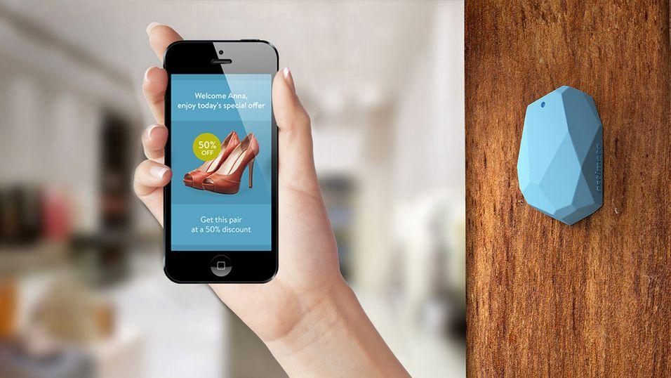Vil iBeacon drepe NFC?