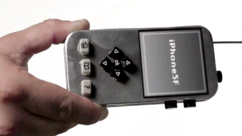 Slik ville en  virkelig billig iPhone sett ut