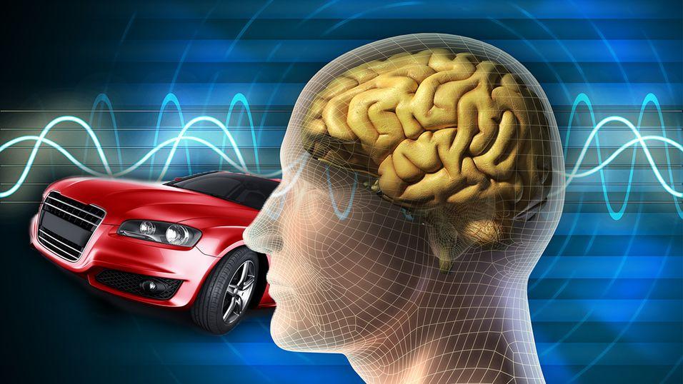 Hjernebølger skal forhindre biltyveri og fyllekjøring
