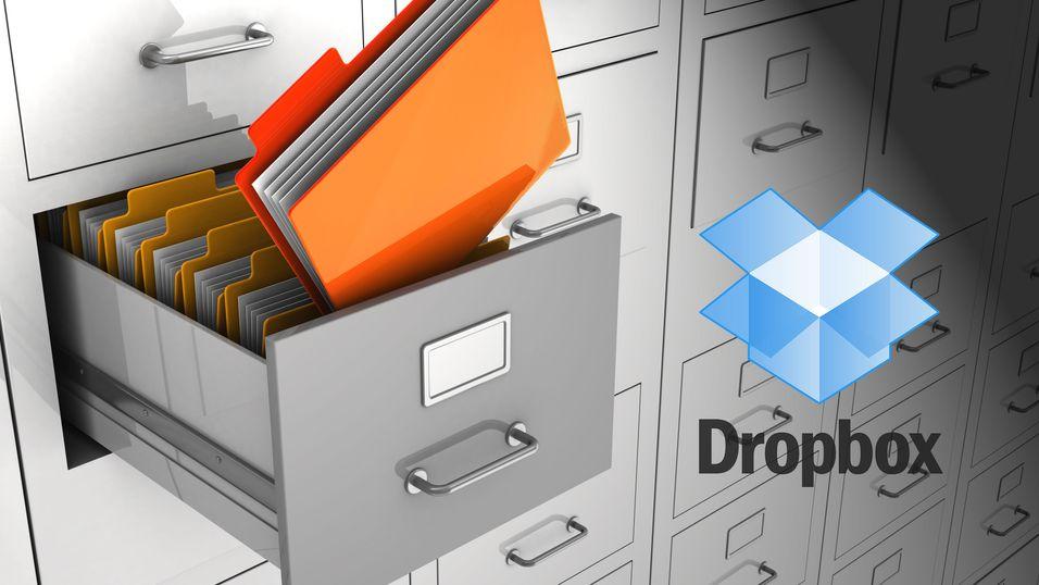 – Du bør droppe Dropbox