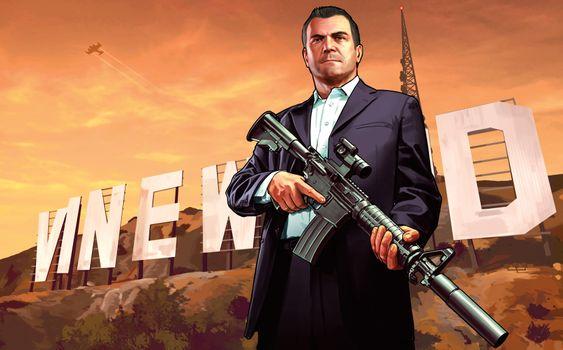 Farvel Grand Theft Auto V, håpar vi aldri sjåast igjen.