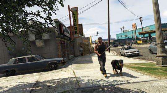 Aftenpostens anmelder av Grand Theft Auto V har et annet perspektiv på spillet.