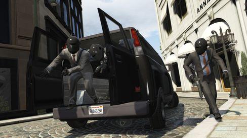 Daft Punk legger ut på raid.