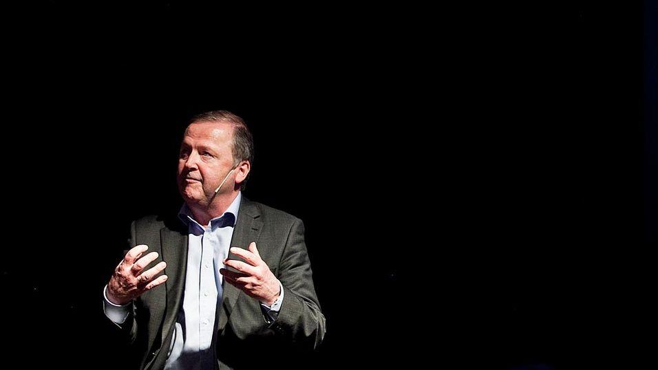 Administrerende direktør Øistein Eriksen i One Call mener Telenors hastighetsreduksjon er et avtalebrudd.