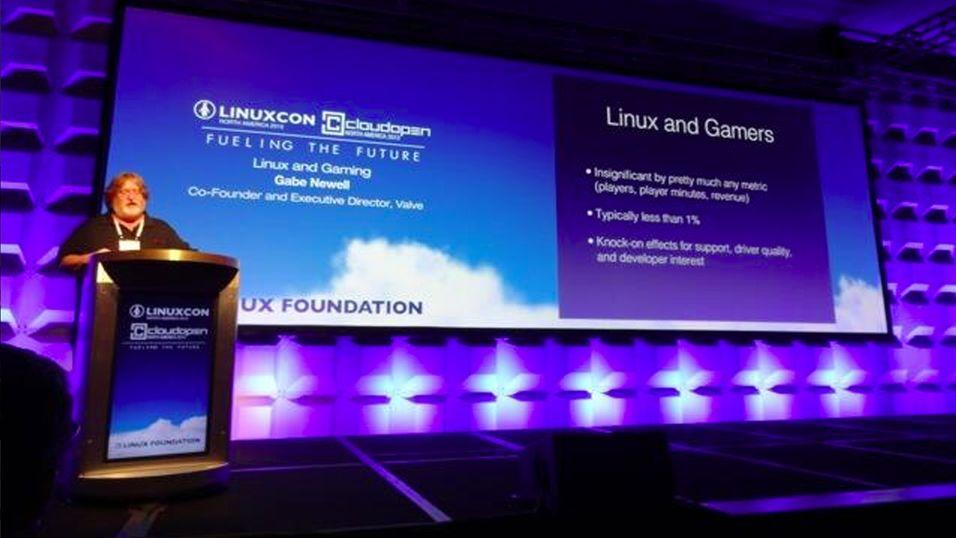 – Linux er framtiden for spill