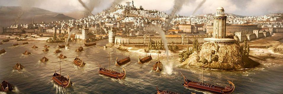 Ny Total War: Rome II-oppdatering retter tekniske feil