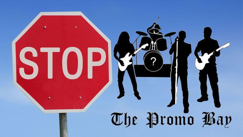 The Pirate Bay stopper promotering av artister