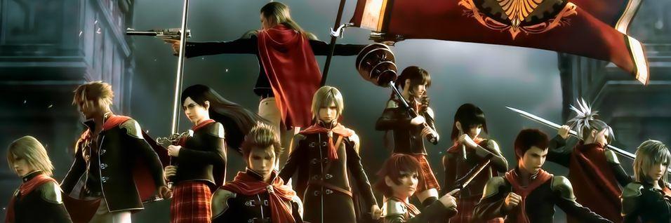 Final Fantasy Type-0 kan framleis kome til Europa