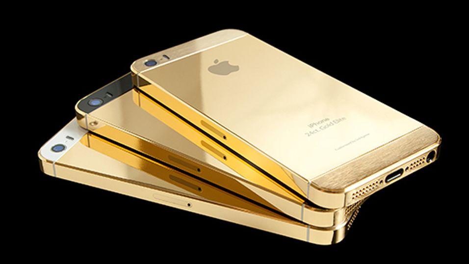 Skaff deg en virkelig eksklusiv iPhone 5S