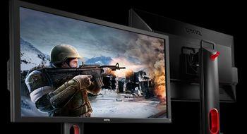 BenQ kombinerer to raske teknologier i ny spillskjerm