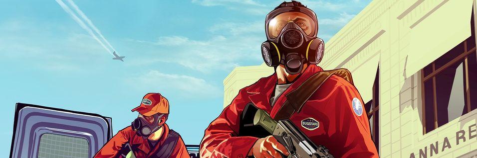 Grand Theft Auto V håvet inn 4,7 milliarder kroner på én dag