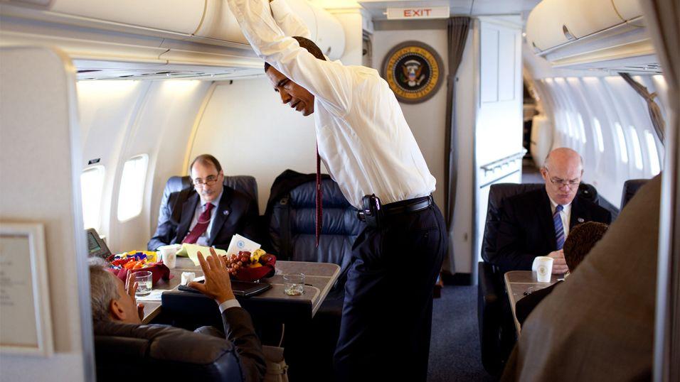 Til tross for at president Obama bruker BlackBerry, sliter selskapet.