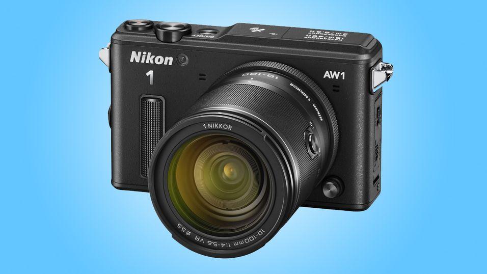 Dette kameraet er en kompakt tøffing