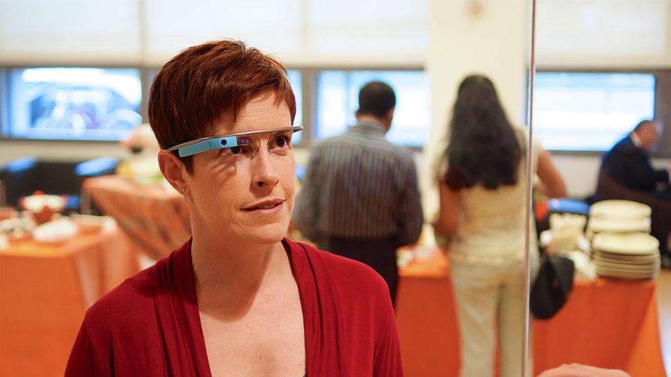 Google Glass kan være årevis unna