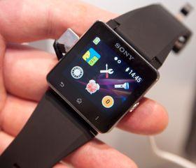 Sony SmartWatch 2 er den nyeste generasjonen smart klokke fra Sony. Den kommer i salg om kort tid.