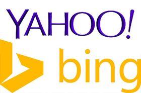 Yahoo! og Bing har også pusset opp logoene sine. .