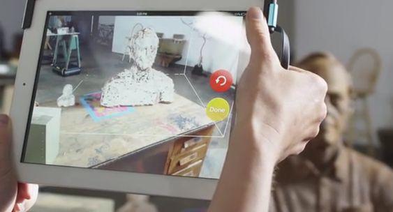 Optical Structure: Denne dingsen gir iPad-en superkrefter.