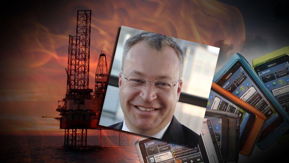 Nokias tidligere toppsjef Stephen Elop er allerede tilbake i Microsoft, men venter på en utbetaling på 150 millioner. Den skal vedtas på dagens ekstraordinære generalforsamling.