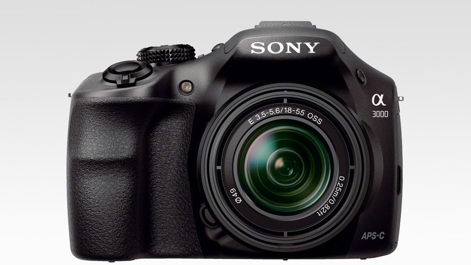 TEST: Sony Alpha A3000