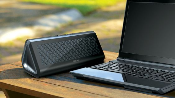 Creative AirWave HD: Stilig Bluetooth-høyttaler som er enkel å koble opp.