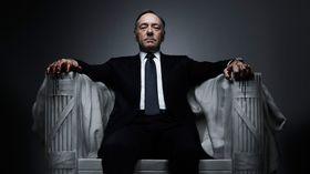 Netflix gjør stor suksess med egenprodusert innhold, deriblant House of Cards.
