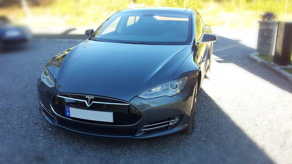 Snart kan Tesla Model S kjøre enda lenger