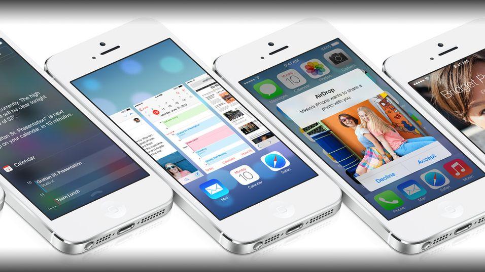 GUIDE: iOS 7: Slik får du bedre batteritid på din gamle iPhone