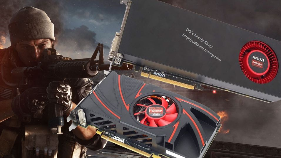 Dette skal være bildene av AMDs neste topp-skjermkort