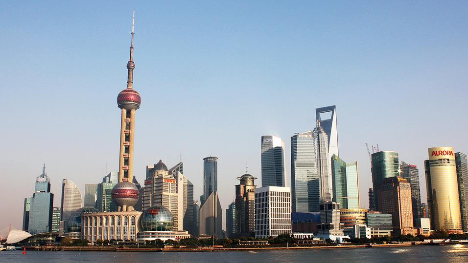 Shanghai er foreløpig den eneste byen som får nyte godt av liberaliseringen.