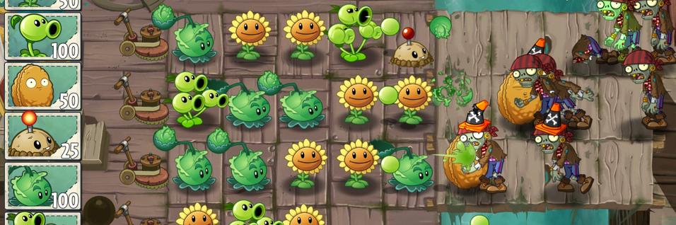 Apple benekter å ha betalt for Plants vs. Zombies 2-eksklusivitet
