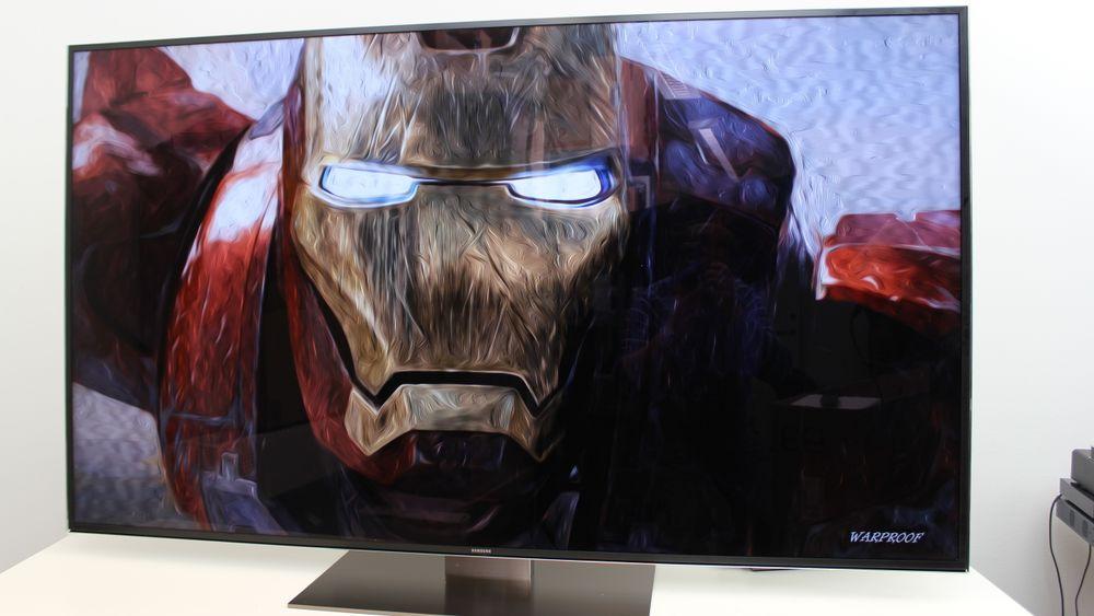 UNBOXING: Vi pakker opp Samsungs nye, digre 4K-TV