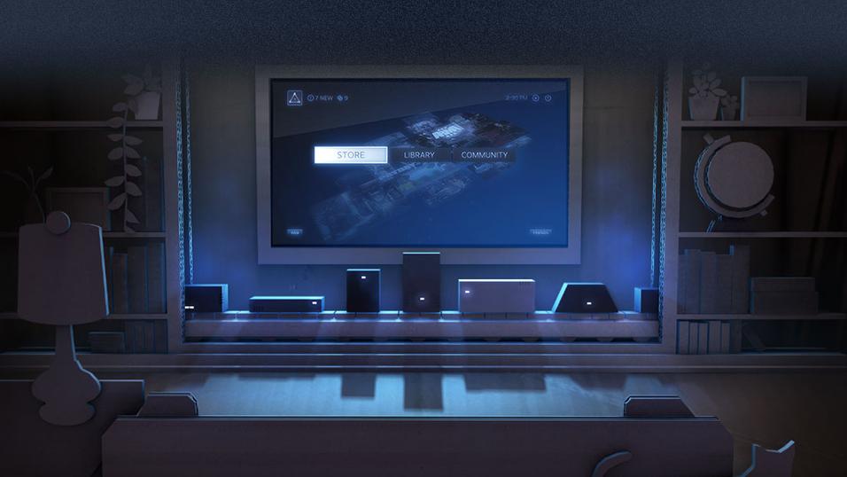Dette er maskinvaren til Valves nye spillmaskiner